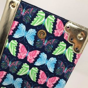 🦋 iPad / Tablet Case NWT Butterfly Pattern